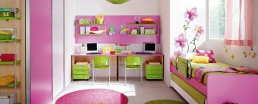 Tips for Making Space in the Kids' Room