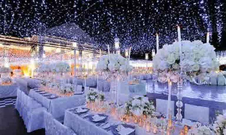 Places To Have Wedding Reception Gallery Decoration