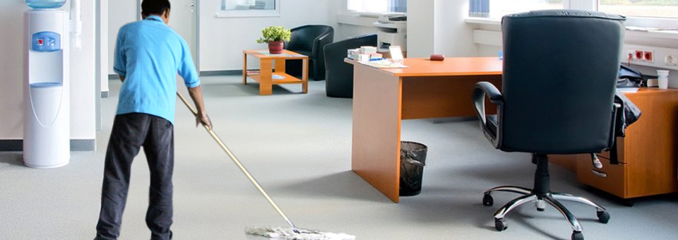 Office Cleaning Image