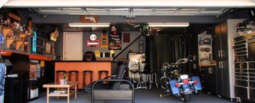Explore your unused garage!